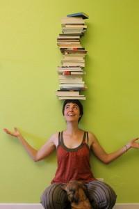 Uxue Juárez Gaztelu, profesora y escritora