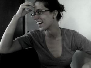 Ingrid Bringas, diseñadora gráfica y poeta
