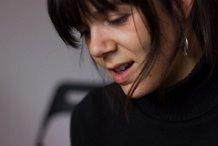 Lara Moreno, escritora y editora