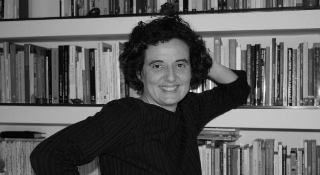 La poeta Berta Piñán.