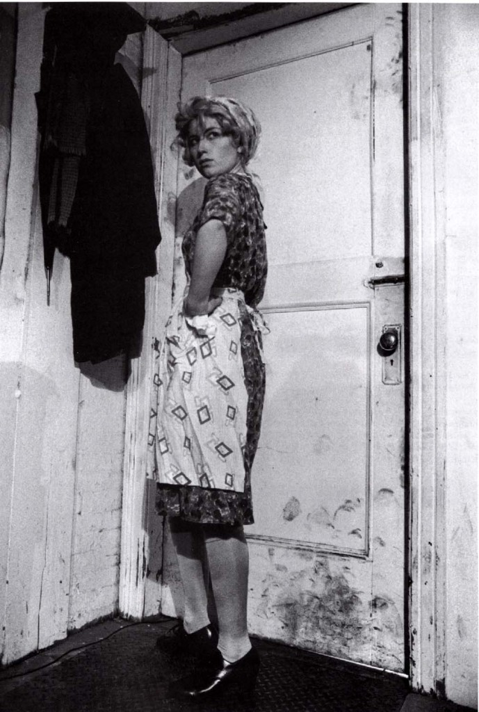 Untitled film still de Cindy Sherman.