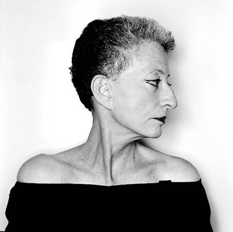 La escritora Hélène Cixous.