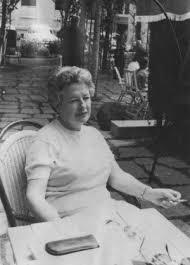 La poeta Elisabeth Mulder.