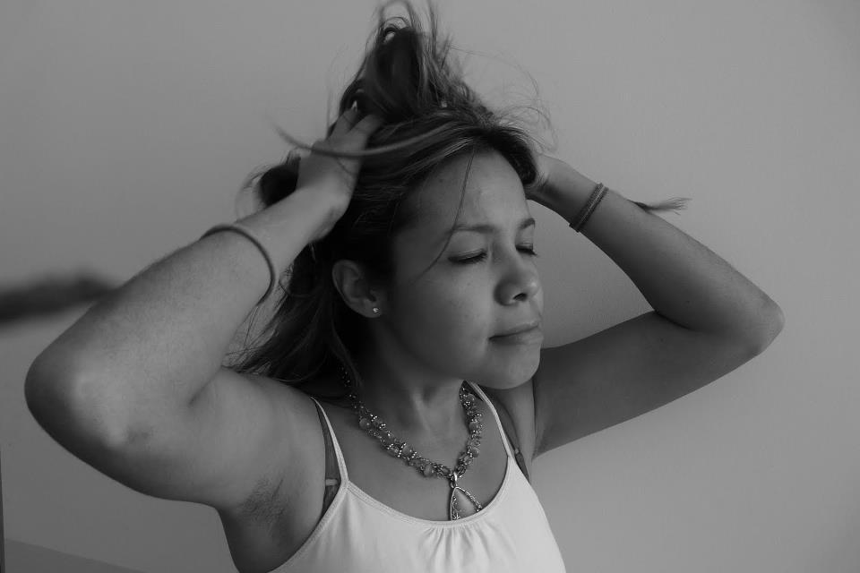 Karen Valladares.