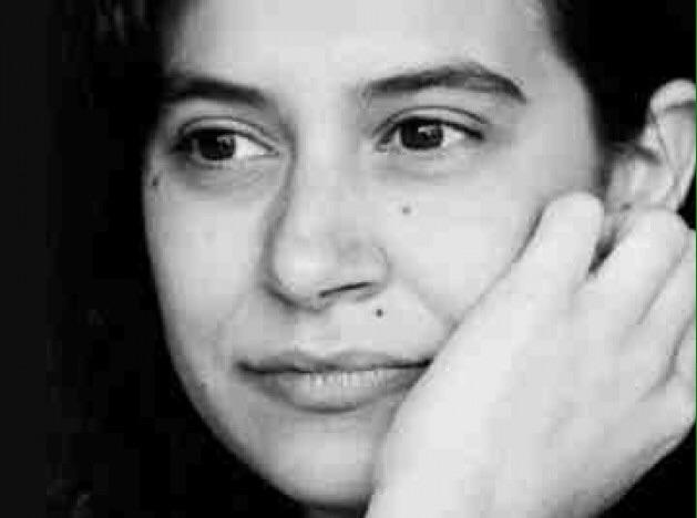 La editora Beatriz Rodríguez.