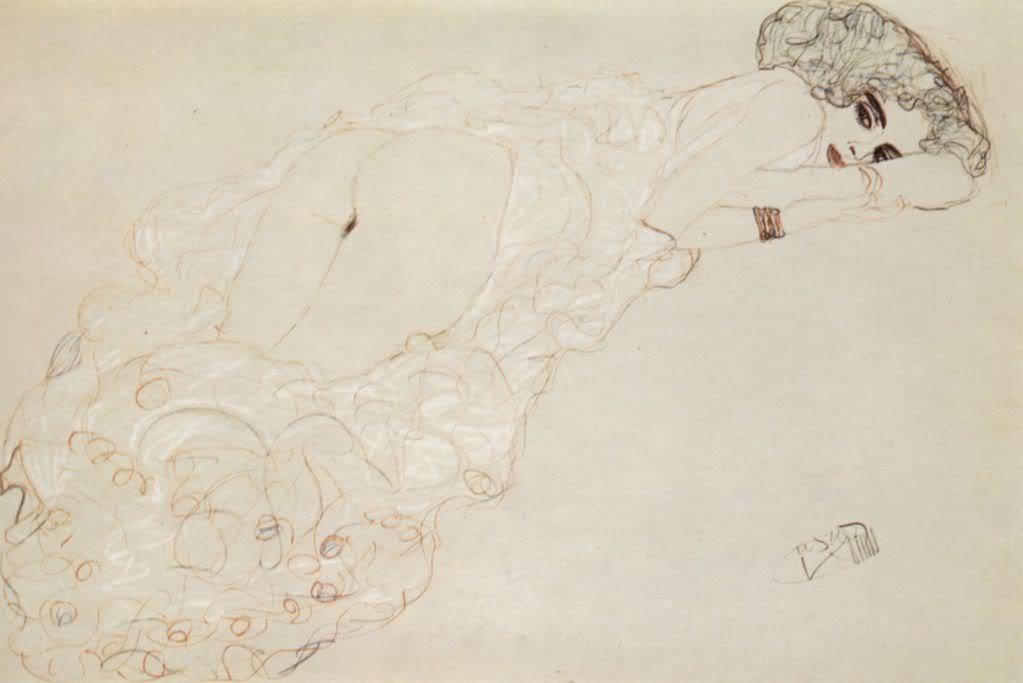 Desnudo de Klimt: «El parecido con Ea von Allesch era asombroso».