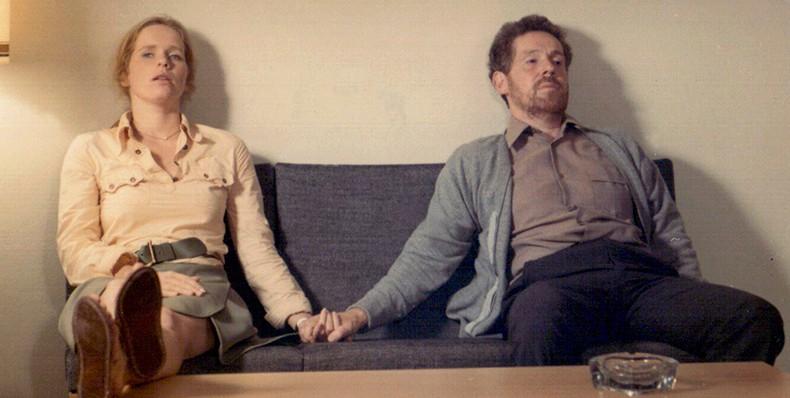 "Un fotograma de ""Secretos de un matrimonio"" de Ingmar Bergman."