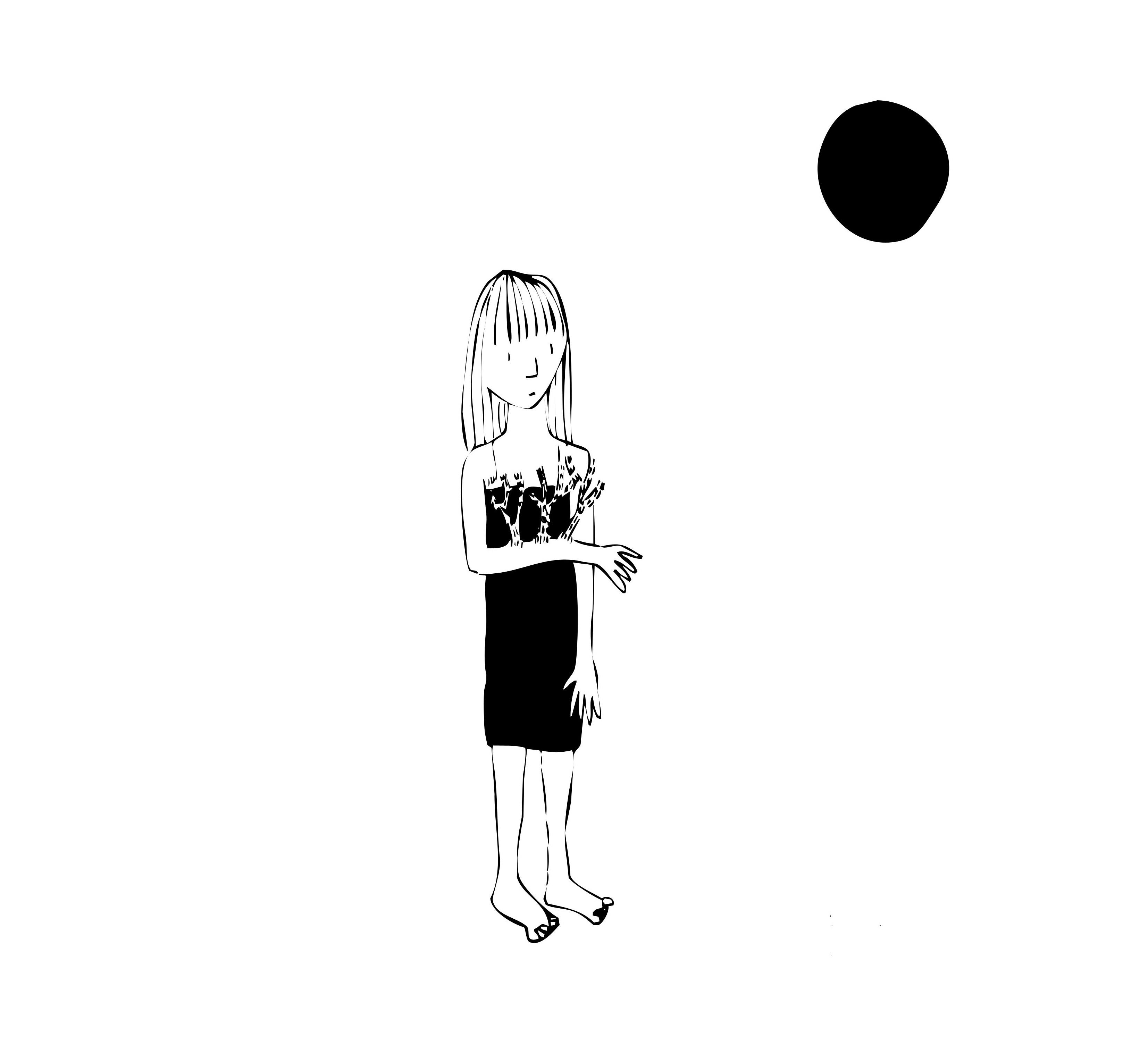 Luna Negra. Sara Ferro