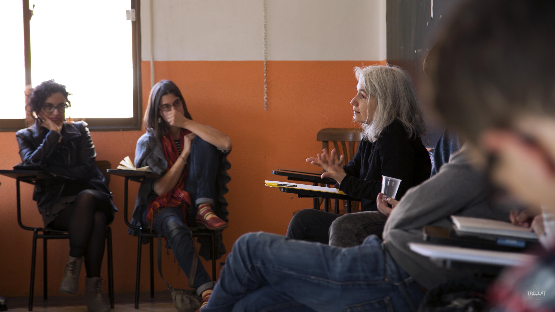 Belén Gopegui: Encender la chispa