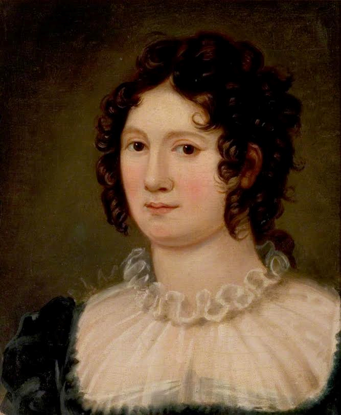 Claire Clairmont.