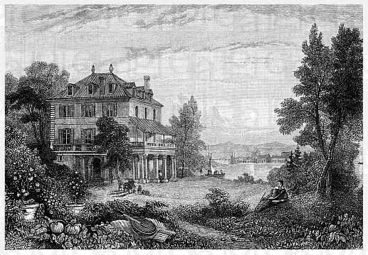 Villa Diodati.