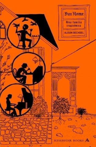 12. Fun home de Alison Bechdel