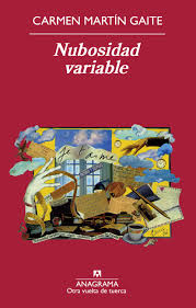 6. Nubosidad variable de Carmen Martín Gaite