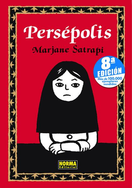 22. Persépolis de Marjane Satrapi