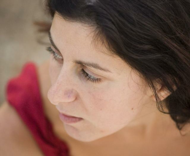 Lucia Pietrelli. Fotografía de Joan Vidal.