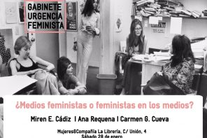 Gabinete de Urgencia Feminista GUF!