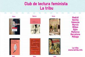 Club de lectura feminista de La tribu. 2017