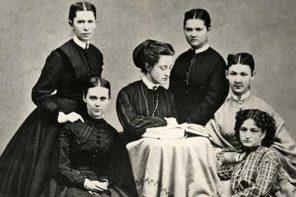 Las mujeres que descubrieron el cielo